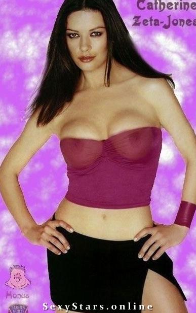 Catherine Zeta-Jones Nackt. Fotografie - 199