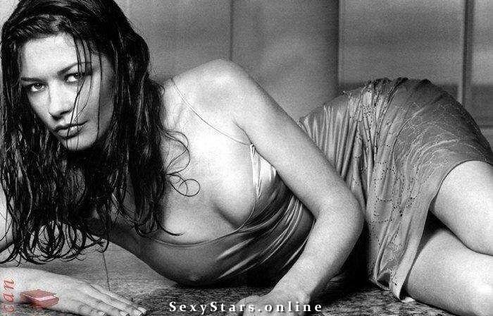 Catherine Zeta-Jones Nackt. Fotografie - 2