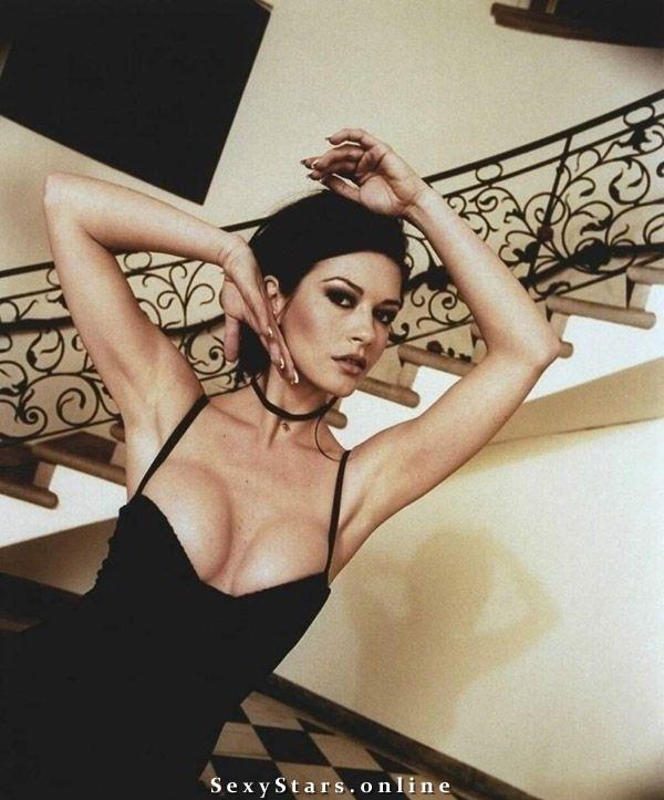 Catherine Zeta-Jones Nackt. Fotografie - 21