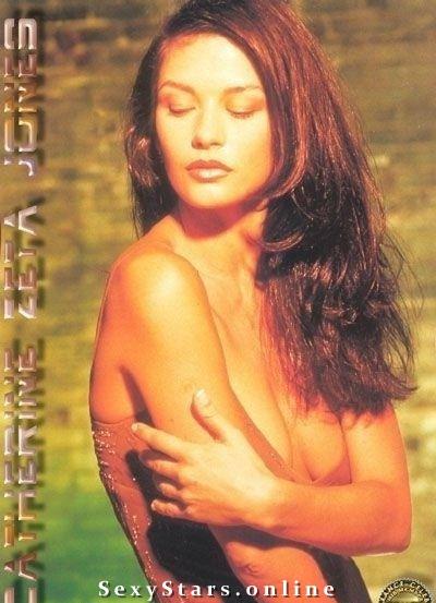 Catherine Zeta-Jones Nackt. Fotografie - 24