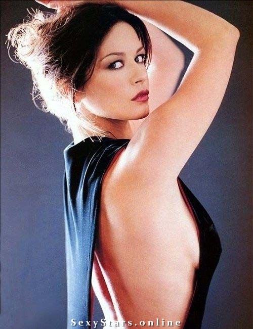 Catherine Zeta-Jones Nackt. Fotografie - 4