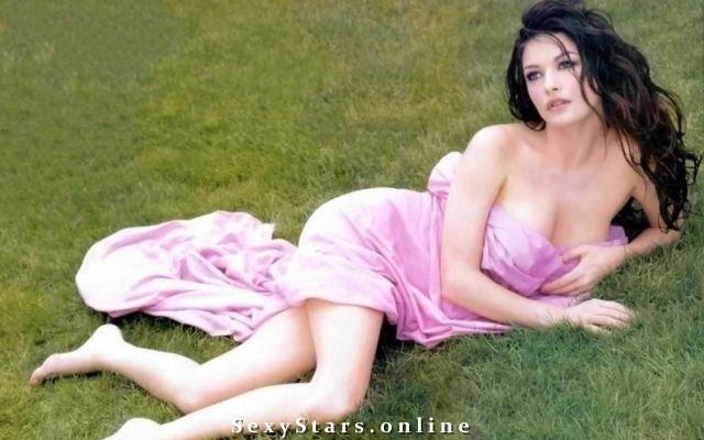 Catherine Zeta-Jones Nackt. Fotografie - 41