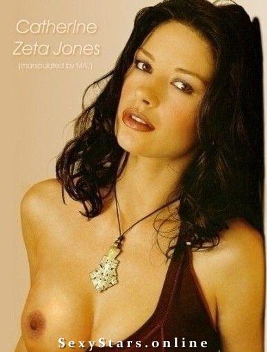 Catherine Zeta-Jones Nackt. Fotografie - 43