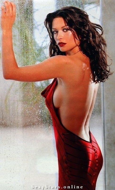 Catherine Zeta-Jones Nackt. Fotografie - 5