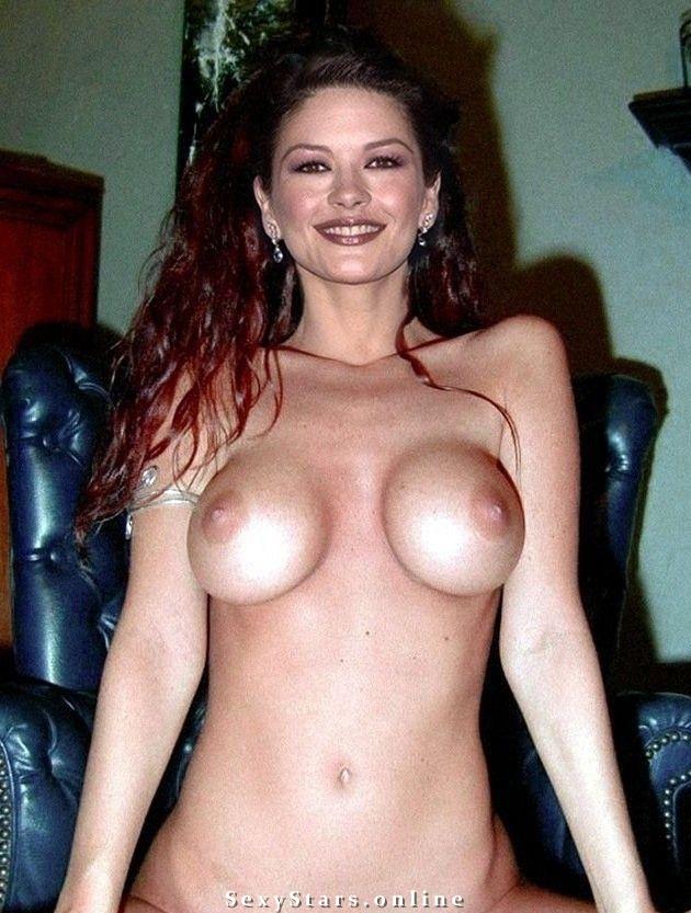 Catherine Zeta-Jones Nackt. Fotografie - 52