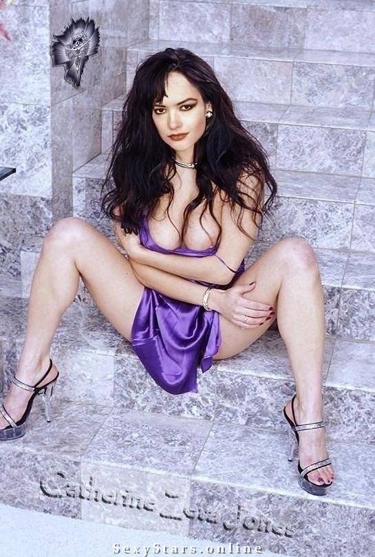 Catherine Zeta-Jones Nackt. Fotografie - 55