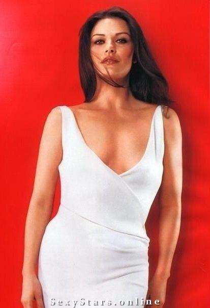 Catherine Zeta-Jones Nackt. Fotografie - 6