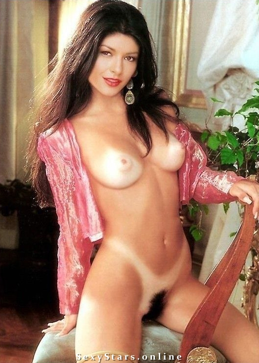 Catherine Zeta-Jones Nackt. Fotografie - 61