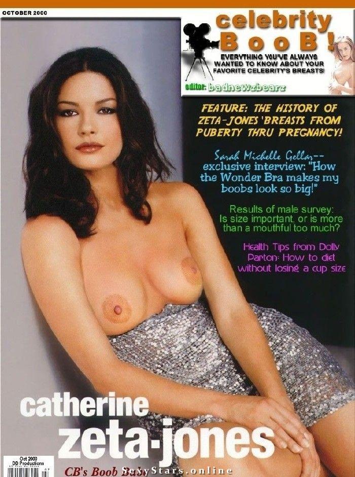 Catherine Zeta-Jones Nackt. Fotografie - 78