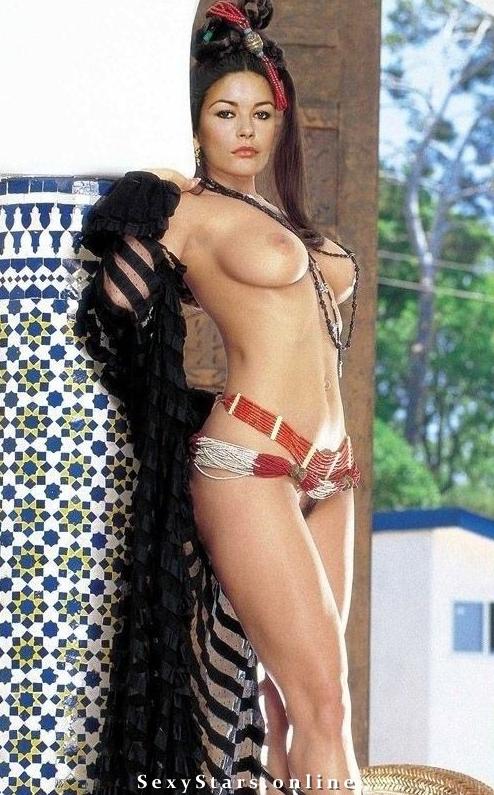 Catherine Zeta-Jones Nackt. Fotografie - 88