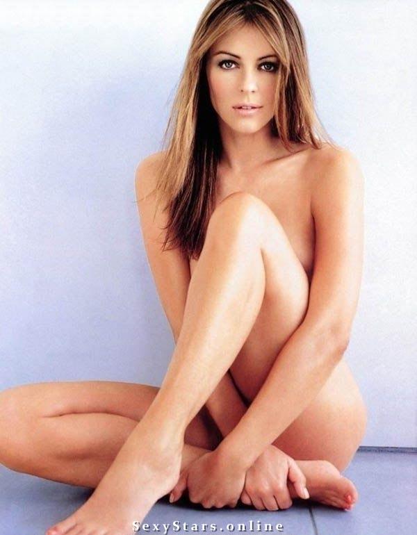 Elizabeth Hurley Nackt. Fotografie - 15