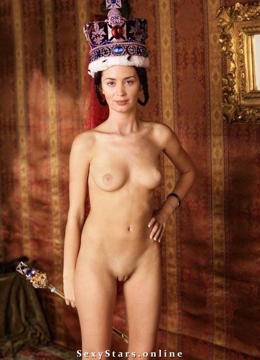 Эмили Блант голая. Фото - 23