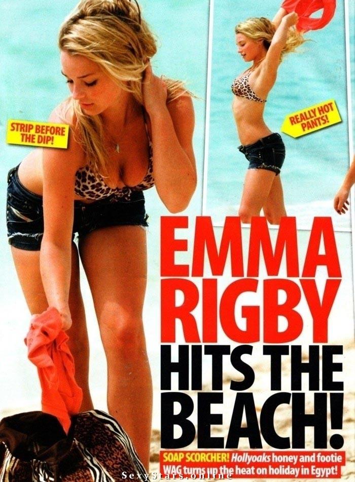 Emma Rigby Nackt. Fotografie - 7