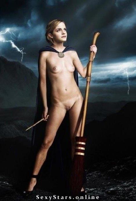 Эмма Уотсон голая. Фото - 116
