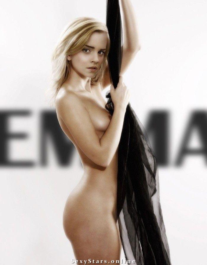 Эмма Уотсон голая. Фото - 153