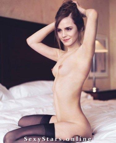 Эмма Уотсон голая. Фото - 154