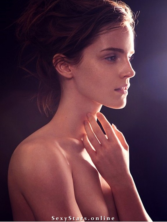 Эмма Уотсон голая. Фото - 158