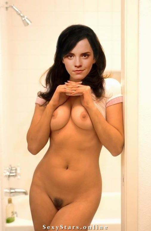 Эмма Уотсон голая. Фото - 18