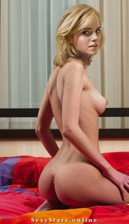 Эмма Уотсон голая. Фото - 23