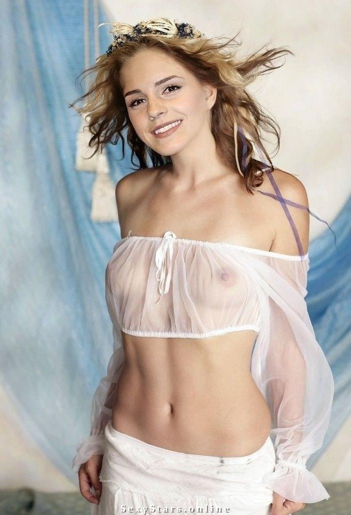 Эмма Уотсон голая. Фото - 76
