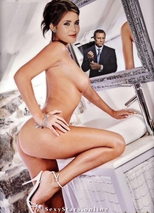 Gemma Arterton nahá. Fotka - 8