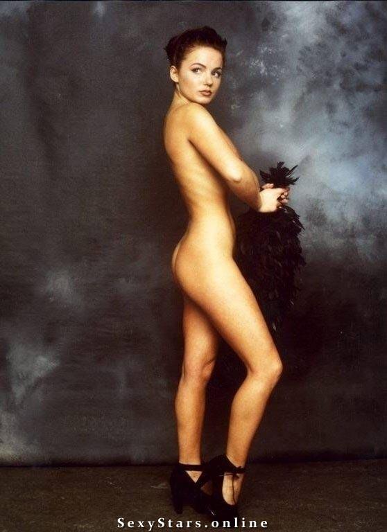 Джери Холлиуэлл голая. Фото - 25