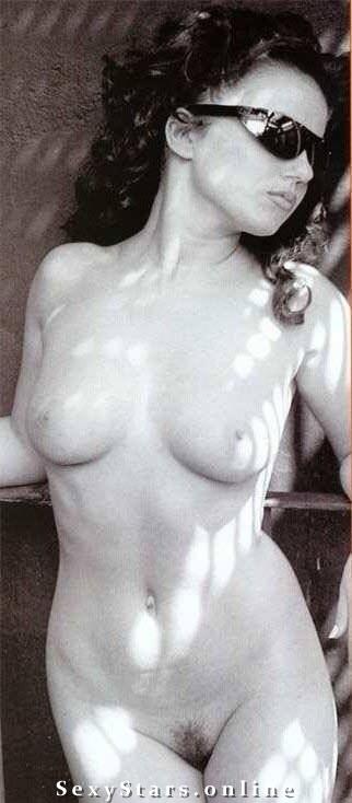 Джери Холлиуэлл голая. Фото - 3