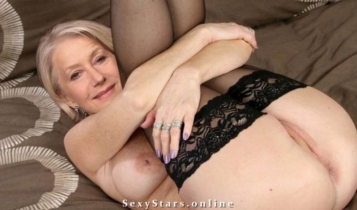 Хелен Миррен голая. Фото - 2