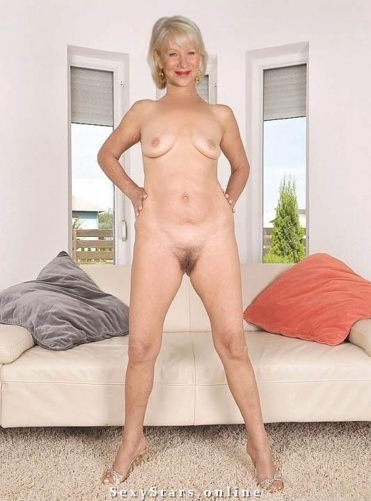 Хелен Миррен голая. Фото - 3