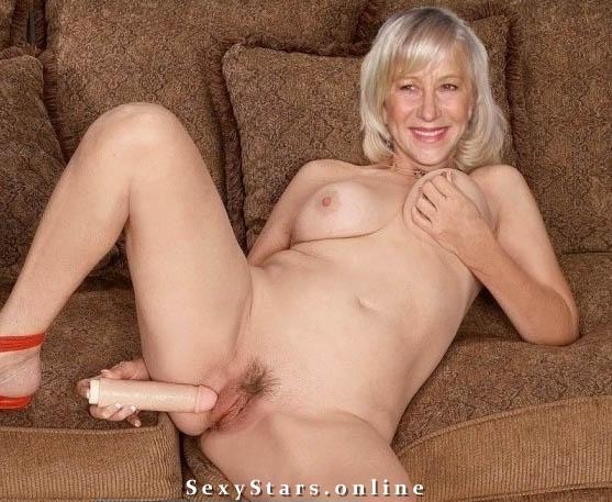 Хелен Миррен голая. Фото - 6