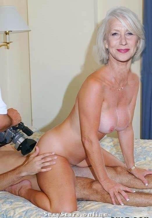 Хелен Миррен голая. Фото - 9