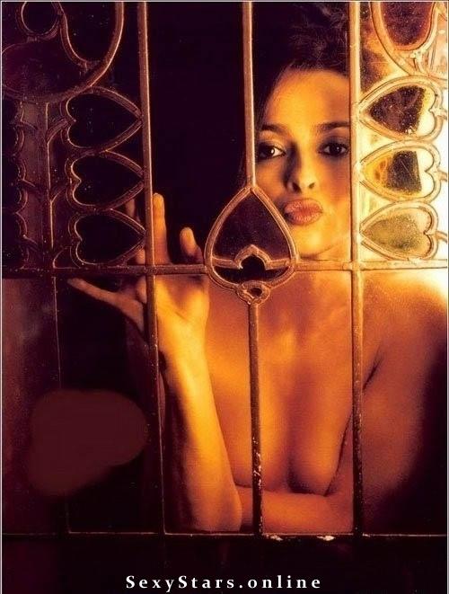 Helena Bonham Carter nahá. Fotka - 10