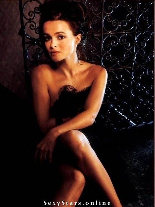 Helena Bonham Carter nahá. Fotka - 11