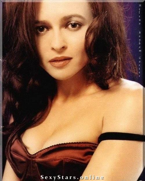Helena Bonham Carter nahá. Fotka - 7
