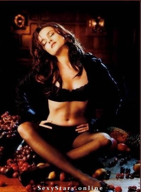 Helena Bonham Carter nahá. Fotka - 9