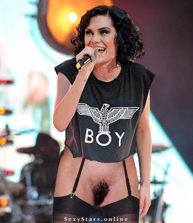 Jessie J nahá. Fotka - 4