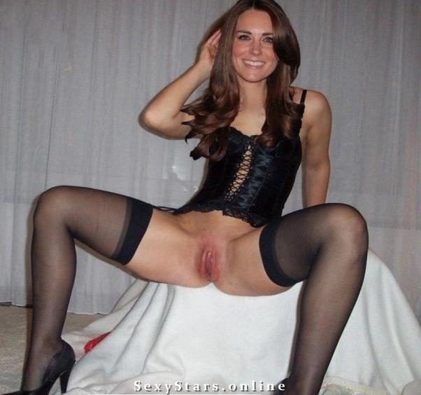 Kate Middleton Nackt. Fotografie - 13