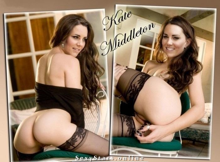 Kate Middleton Nackt. Fotografie - 30