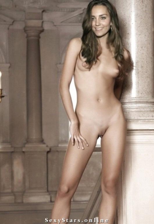 Kate Middleton nahá. Fotka - 36