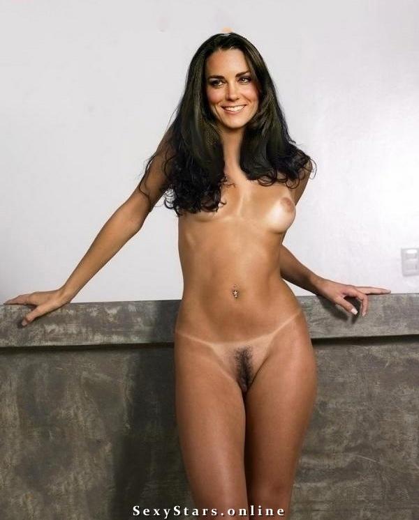 Kate Middleton nahá. Fotka - 43