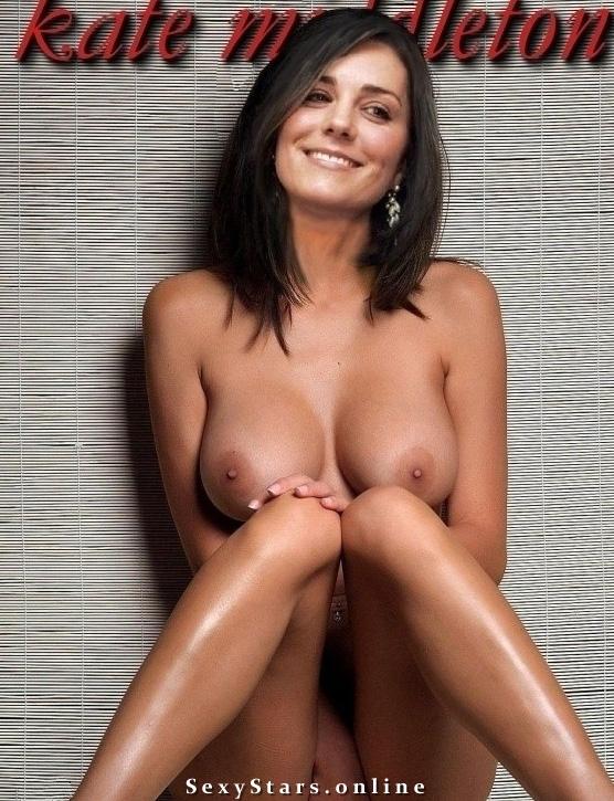 Kate Middleton Nackt. Fotografie - 48