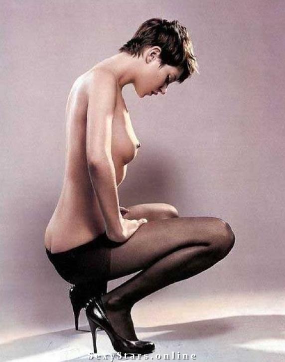 Kate Moss nahá. Fotka - 20
