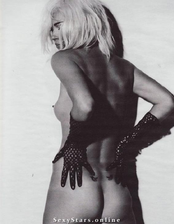 Kate Moss nahá. Fotka - 30
