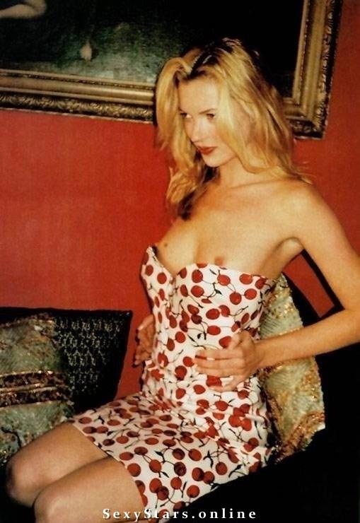 Kate Moss nahá. Fotka - 44