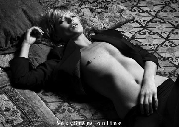 Kate Moss nahá. Fotka - 47