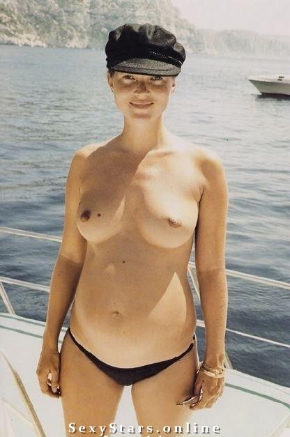 Kate Moss nahá. Fotka - 8