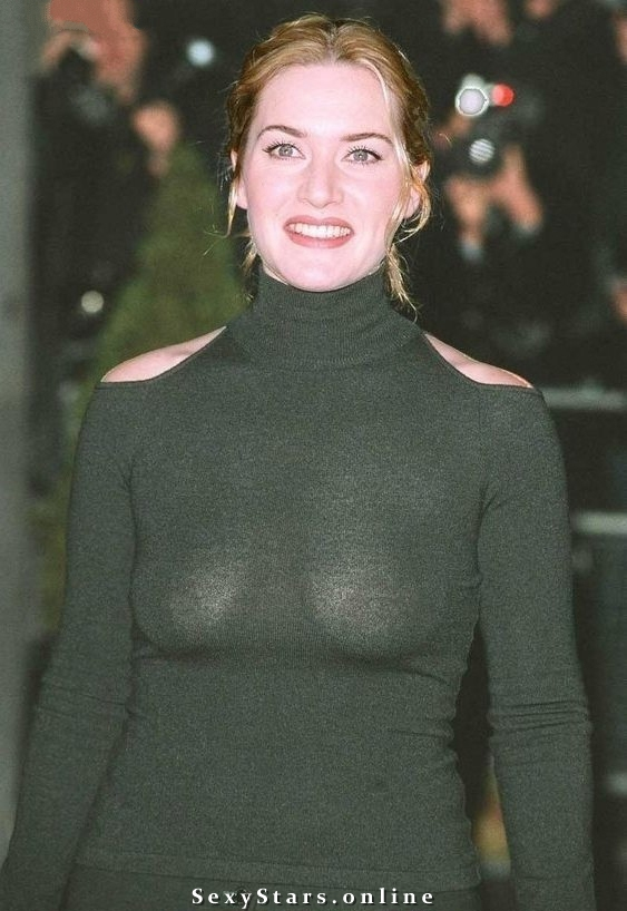 Kate Winslet nahá. Fotka - 10