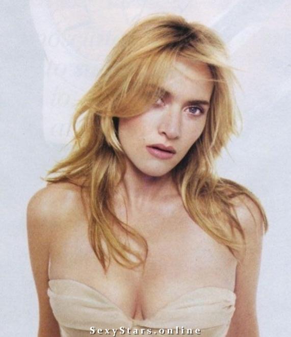 Kate Winslet nahá. Fotka - 4