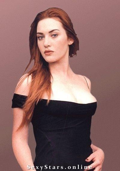 Kate Winslet nahá. Fotka - 7