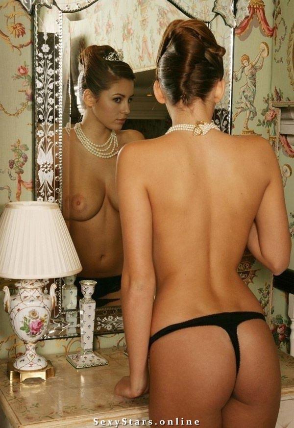 Keeley Hazell голая. Фото - 1